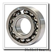 20 mm x 52 mm x 15 mm  CYSD NJ304E cylindrical roller bearings