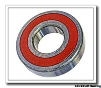 40 mm x 90 mm x 23 mm  NKE 1308-K self aligning ball bearings