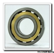 55 mm x 120 mm x 29 mm  NTN NU311 cylindrical roller bearings