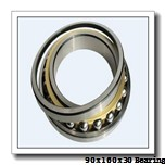 90 mm x 160 mm x 30 mm  NACHI 7218CDF angular contact ball bearings