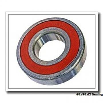 40 mm x 90 mm x 23 mm  SKF 6308-2RS1 deep groove ball bearings