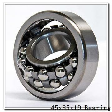 45 mm x 85 mm x 19 mm  NSK NU 209 EW cylindrical roller bearings