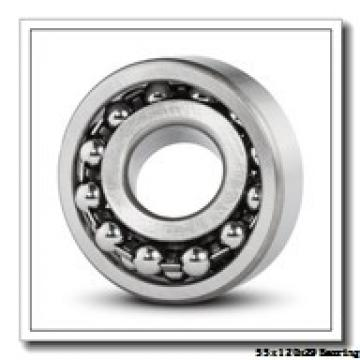 55 mm x 120 mm x 29 mm  FBJ N311 cylindrical roller bearings