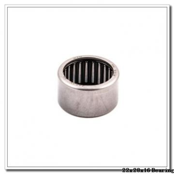 Loyal KZK22X28X16 needle roller bearings