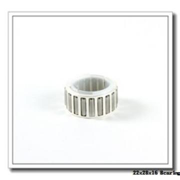 AST HK2216-2RS needle roller bearings